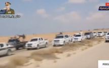 Libye : partie filmer la milice gardant le croissant pétrolier libyen, France 24 assiste à sa déroute