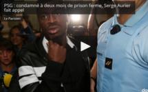 PSG : condamné à deux mois de prison ferme, Serge Aurier fait appel
