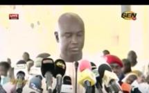 Discours de Aly Ngouille Ndiaye au Magal de Darou Khoudoss 2016 (vidéo)