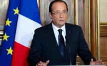 FRANCE : François Hollande renonce à être candidat à l'élection présidentielle