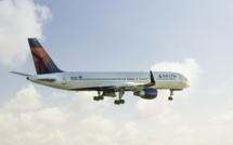 Delta fête 10 ans de service vers l'Afrique
