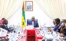 Communiqué Conseil des Ministres du mercredi 11 janvier 2017
