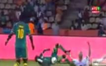 Can 2017: Tunisie Vs Sénégal Sadio Mané ouvre le score (vidéo)