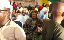 AMINATA MBENGUE NDIAYE AU MEETING DE MAMOUR DIALLO : 'Si vous voulez réélire le Président Macky, allez vous inscrire! '