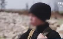 Un enfant de Daesh menace la France et exécute un otage (vidéo)