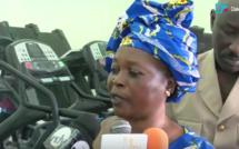 Crise gambienne : La piscine olympique accueille 129 réfugiés
