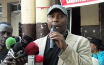 PARTI SOCIALISTE : Barthélemy Dias charge encore l'Etat du Senegal