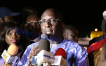 """Caisse d'avance : """"Une escroquerie financière"""" selon Abdoulaye Diouf Sarr"""