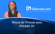 Revue de presse DAKARATU du Mardi 21 Mars 2017 (Français)
