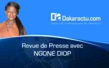 Revue de presse DAKARACTU du Mercredi 22 Mars 2017 (Wolof)