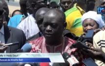 Bamba Fall reste en prison, la chambre d'accusation se prononce mardi
