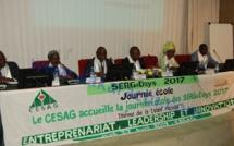 5ème édition du SERGE Days : Le CESAG accueille les praticiens du management et les chercheurs dans les universités.