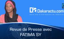 Revue de presse DAKARACTU du Vendredi 28 Avril 2017 (Français)
