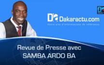 Revue de presse DAKARACTU du Vendredi 28 Avril 2017 (Wolof)