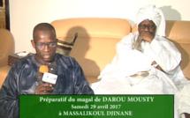 Préparatifs Magal Darou Moukhty : Conférence ce Samdi 29 Avril à Massalikoul Djinan