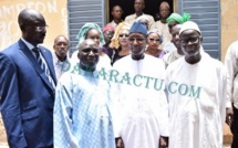 Don d'une salle de conférence équipée et de matériels informatiques : Mamour Diallo au chevet du CEMT de LOUGA