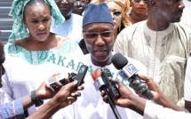 """Mamour Diallo sur le rassemblement de Manko Taxawu Sénégal : """" Je ne peux accepter qu'on ferme les yeux sur le bilan du président Macky Sall """""""