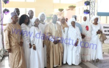 Cérémonie d'honneur au Grand Théâtre : Les ressortissants de Kédougou ont rendu hommage à Moustapha Mbamba Guirassy  ( IMAGES )