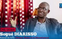 """Sogue Diarisso : """" Ce sont les événements tragiques de Centrafrique qui ont influencé la sortie de ce livre """""""