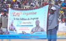 Revivez sur Dakaractu, le combat de lutte Reug Reug contre Jordan, au Stadium Iba Mar Diop