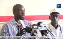 Ousmane Sonko sur l'appel de Wade : « C'est une provocation… Que les gens envahissent plutôt les préfectures »