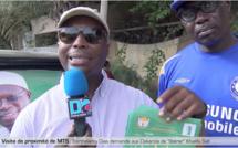 """Barthélémy Dias : """" Ce bulletin de vote sera ce dimanche une clé pour ouvrir la cellule de Khalifa Sall """""""