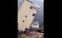 Sierra Leone : L'image de l'effondrement d'un immeuble choque la toile