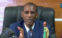 """Abdoulaye Daouda Diallo, ministre de l'Intérieur : """"Les terroristes sont suicidaires et imprévisibles"""""""