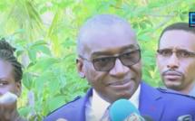 """Me Sidiki Kaba sur le cas de Assane Diouf : """" Il n'a qu'à venir au Sénégal """""""