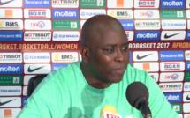 Tapha Gaye, Coach des Lionnes : « On a manqué de personnalité collective… Le Congo c'est un autre match pour nous  »