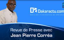 Revue de presse DAKARACTU du Mercredi 23 Août 2017 (Français)