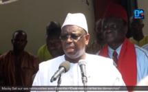 """Macky Sall sur ses retrouvailles avec Djibo Ka : """" C'est moi qui ai fait les démarches """""""