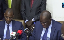 Passation de service au ministère des infrastructures, des transports terrestres et du désenclavement : Abdoulaye Daouda Diallo promet de conduire à bon port le secteur des transports.