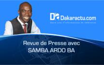 Revue de presse DAKARACTU du Vendredi 22 Septembre 2017 (Français)
