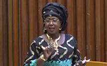 AIBD : Maïmouna Ndoye Seck réfute les manquements et précipitation pour son inauguration