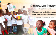 SPOT : Randonnée pédestre organisée par l'Agence de la Petite enfance et de la Case des Tout petits