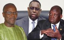 COLÈRE PRÉSIDENTIELLE : Macky outré par les colportages contre Niasse et Tanor
