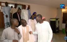 Visite du ministre de la justice au tribunal de Dakar : Ismaïla Madior Fall au Temple de Thémis