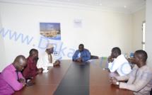 Condoléance à Serigne Diagne : Barthélémy Dias envoie une délégation à Dakaractu