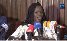Thérèse Faye Diouf bande les muscles : « Cette opposition ne mérite même pas d'être écoutée… »