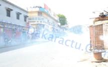 (VIDÉO) Le film de la manifestation anti parrainage au centre-ville de Dakar
