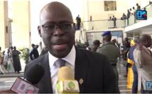 """Cheikh Bamba Dièye : «Nous sommes les ultimes défenseurs de la loi et on veillera à ce qu'on l'applique"""""""
