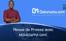 Revue de presse DAKARACTU du Vendredi 20 Avril 2018 (Français)
