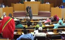 Assemblée nationale : Les députés de la majorité votent le parrainage et tirent sur l'opposition
