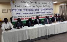 FISCALITÉ-La Contribution Economique Locale : L'impôt qui remplace la patente, expliqué aux experts fiscaux de l'Ordre National des Experts du Sénégal