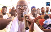 (VIDÉO) ALLA SYLLA ( Apr-Touba) : ' Je quitte la politique si Moustapha Cissé Lô... Pour réélire le Président Sall, nous choisissons la voie du social '