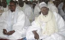 INHUMATION DE SERIGNE BARA MATY LÈYE - Présence du Khalife Général des Mourides et de son porte-parole à la prière mortuaire