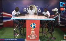 [REPLAY- Coupe du Monde  RUSSIA 2018 ] Revivez sur dakaractu le grand débriefing du 19 Juin 2018