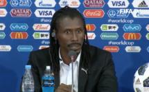 """Aliou Cissé : """"C'était un match très difficile, mais on a su mettre le système qu'il fallait"""""""