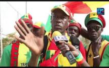 Sénégal/Pologne : La place de l'Obélisque vire au vert, jaune et rouge